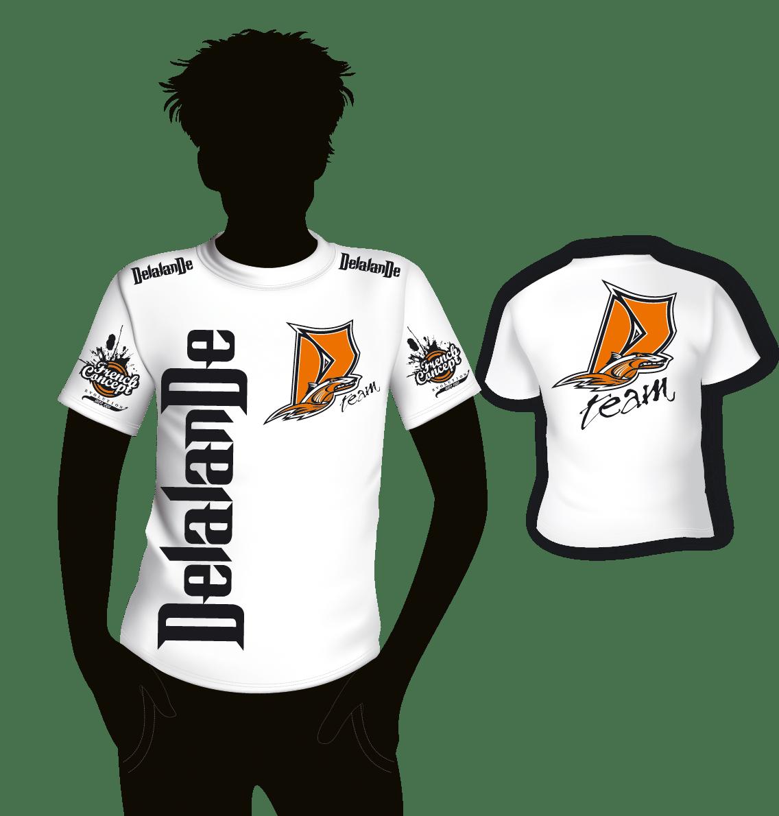 Tshirt MC blanc