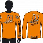Tshirt ML orange