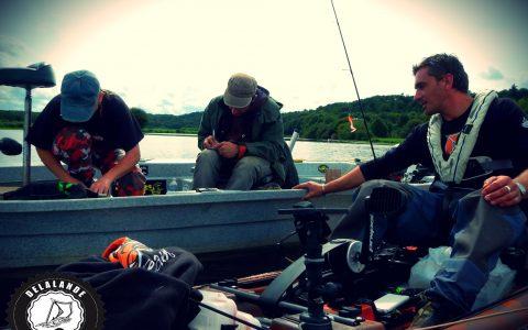 Evènement Kayak Water-Zone / Delalande Pêche