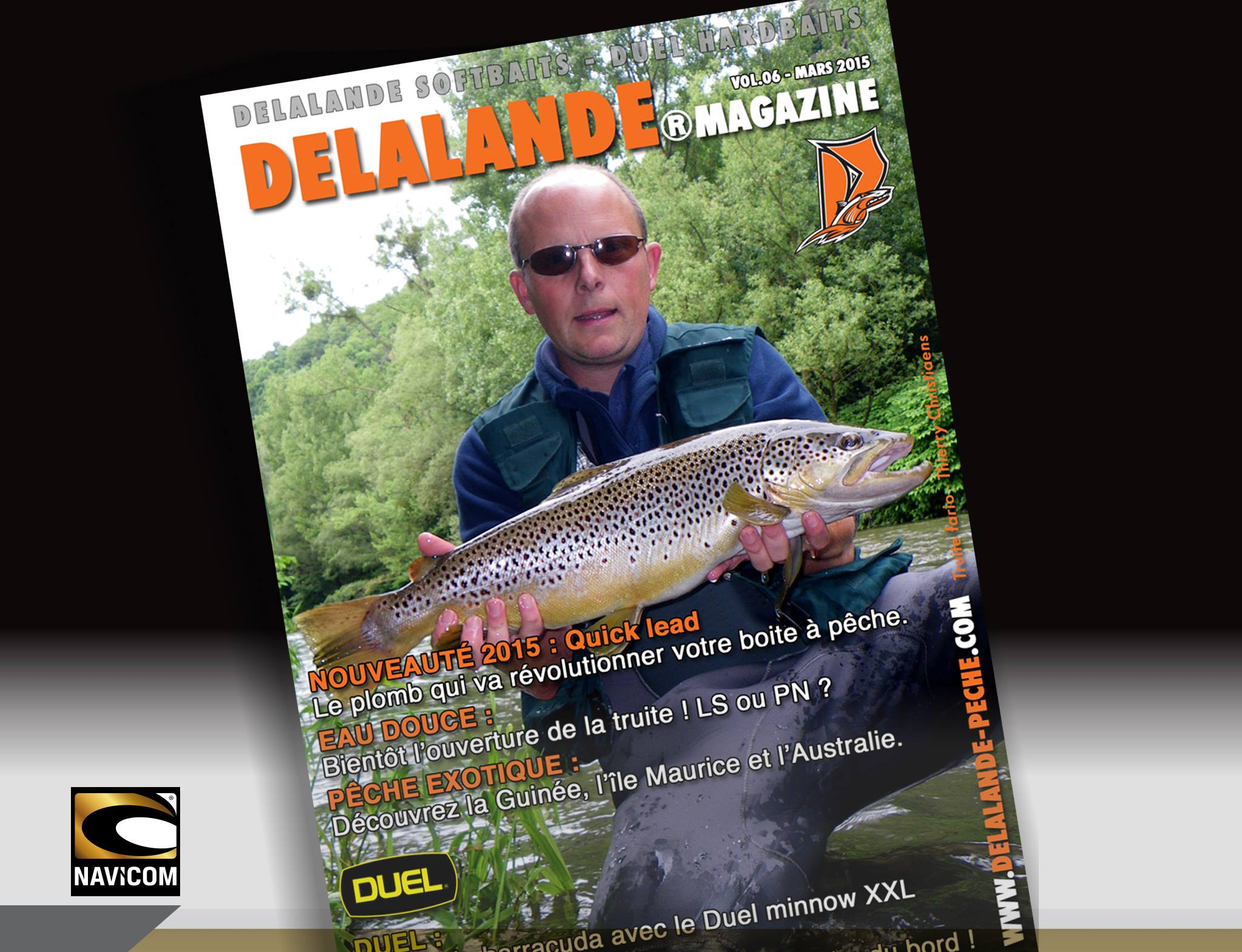 Delalande Mag' #6