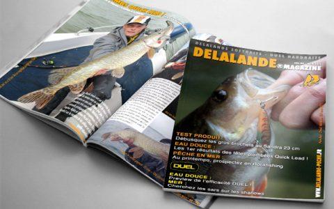 Delalande Mag' #9 est disponible !