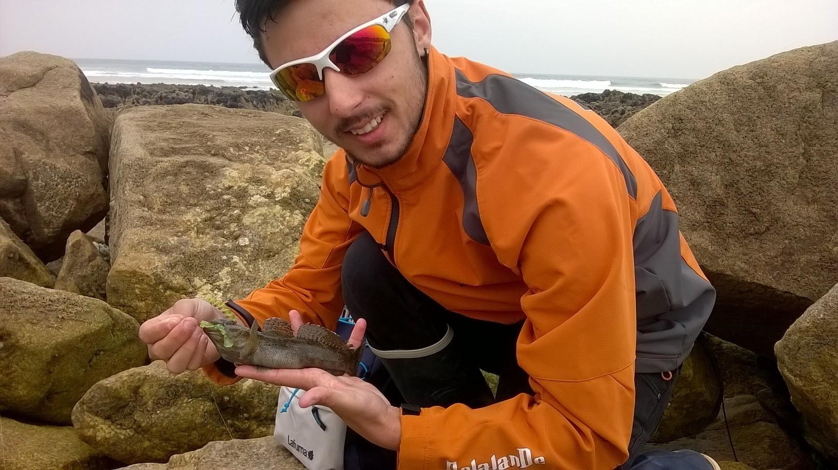 Le macadam rockfishing   !!!