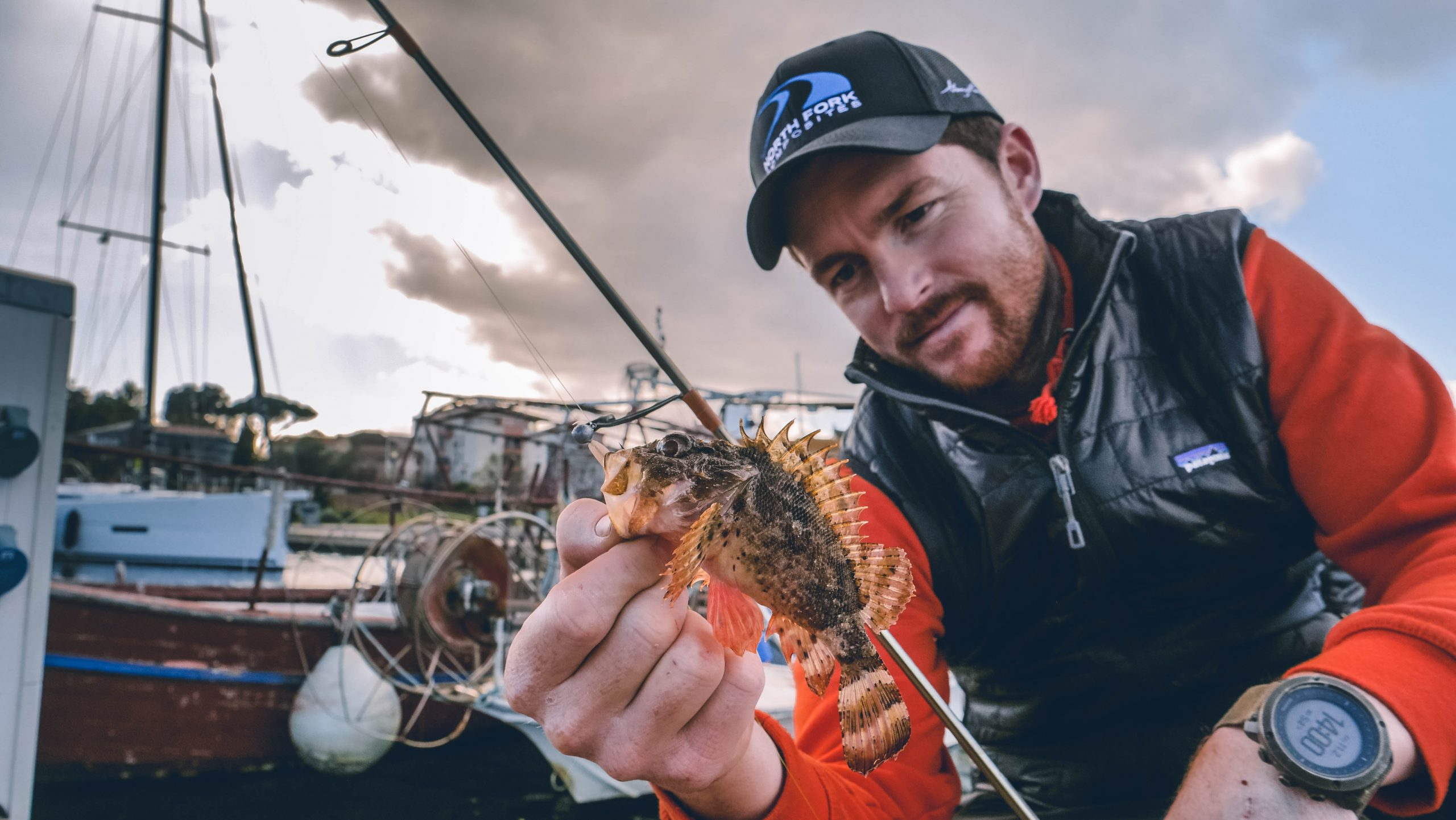 Rockfishing : Scorpionfish with Softbait