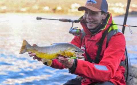 Forellenöffnung 2021 : Große Fische unter Freunden!
